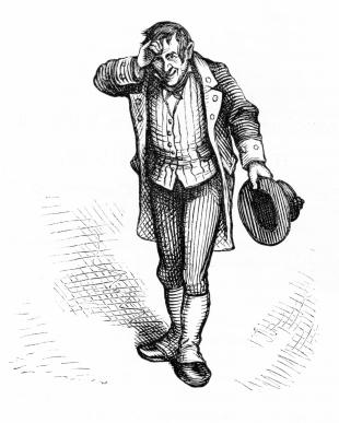 Charles Dickens 1870